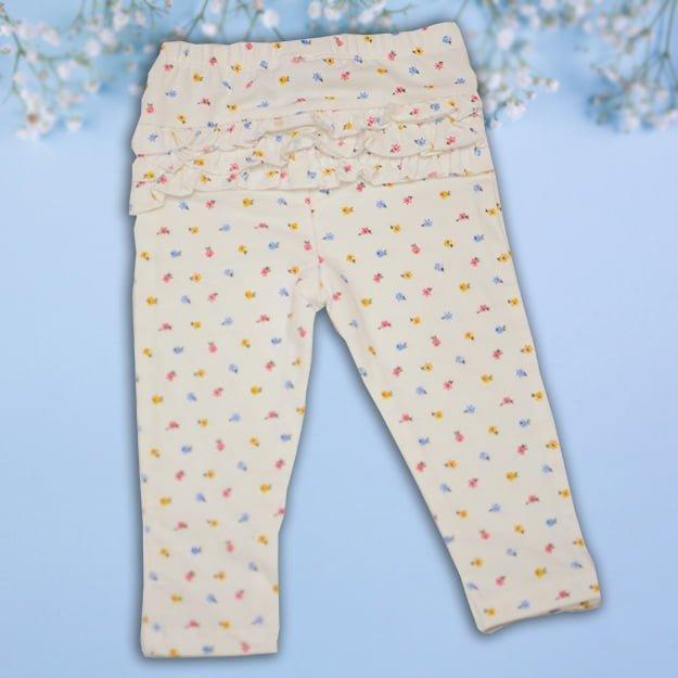 Pantaloni copii cu imprimeu