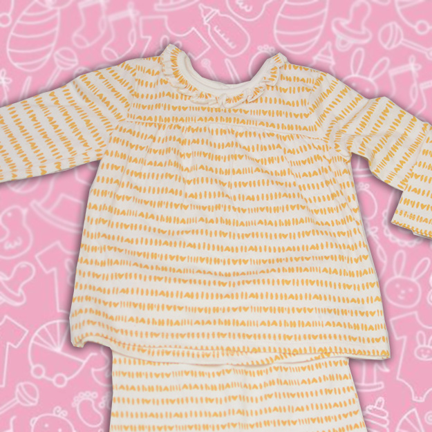 set bluza pantaloni bebe magazin haine copii