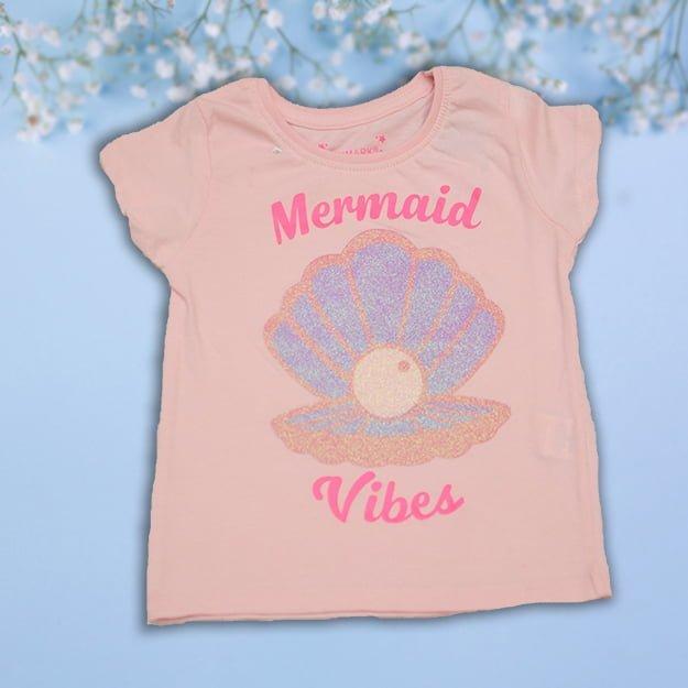 Tricou de vara pentru Fetite