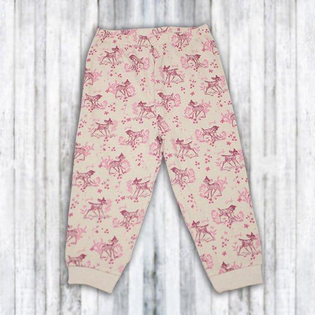 Pantaloni bumbac copii Bambi